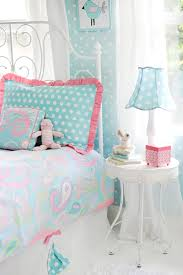 Girls Bedding Full by Aqua And Pink Kid Bedding Paisley Kid Bedding Pink Bedding