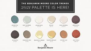 best paint color for kitchen cabinets 2021 the benjamin color trends 2021 palette is here janovic