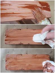 how to paint wood to look like brick my altered state