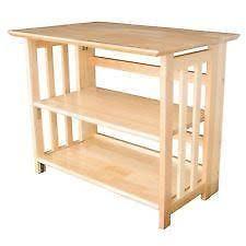 oak bookcase ebay