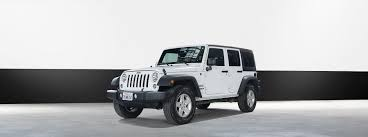 jeep cars white rent a jeep wrangler in los angeles b u0026w car rental
