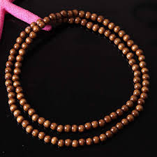 fashion beads necklace images Xiaojingling religious long wood necklaces candy color necklace jpg