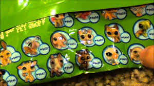 Blind Bag Littlest Pet Shop Opening Blind Bag Of Lps Cutest Pets What Lps Pet Will I Get
