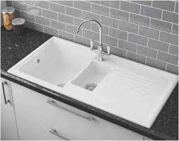 b q kitchen sinks white ceramic kitchen sink b q sink ideas