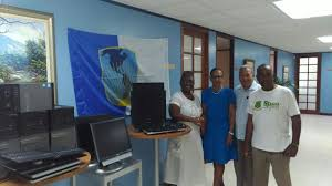 ravensworth review the idb handover computers to the psa for st jago