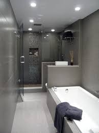Modern Bathrooms Pinterest Best 20 Grey Modern Bathrooms Ideas On Pinterest Modern With Grey