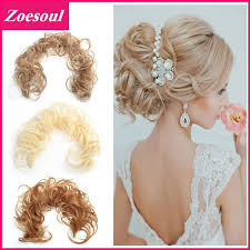 barrel curl hairpieces natural ponytail hair extension 1pc synthetic long curly ponytail