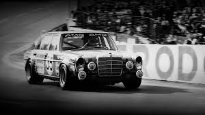 history of the mercedes amg the