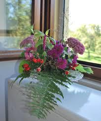 Petites Compositions Florales Petite Composition Florale De Septembre Avec Les Fleurs De Mon
