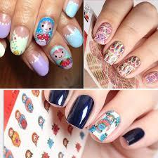 online shop 1 sheet black cat fruit cartoon nail art water