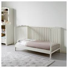 Crib Mattress Support Frame Hensvik Crib Ikea