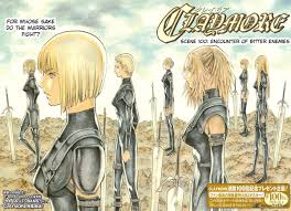 claymore read claymore chapter 100 mangafreak