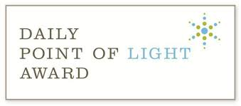 point of light award daily point of light award home facebook