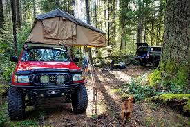 overland jeep tent tuff stuff overland rooftop tent hiconsumption
