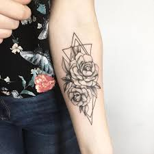 flower tattoos for womens forearm 10 best rose tattoo images on