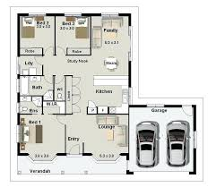 House Plans And Designs For 3 Bedrooms How To Decorate A 3 Bedroom House 4 Bedroom House Floor Plans