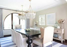 Dining Room Chandeliers Transitional Elegant White Chandeliers For Dining Rooms Fiona Beaded Chandelier