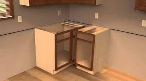 36 inch corner cabinet 3 cliqstudios kitchen cabinet installation guide chapter 3 youtube