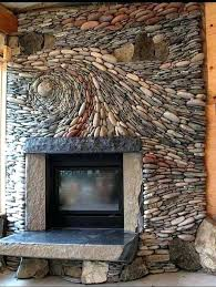 river home decor river home decor rock fireplace astounding for your ideas with