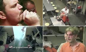 i went undercover in america s toughest prison vice shock findings of undercover prisoners who lived in clark county
