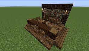 how to build a judge u0027s bench creative mode minecraft java