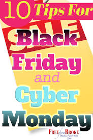 black friday shopping tips crucial tips for shopping black friday and cyber monday