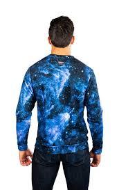 galaxy sweater galaxy sweater breaking rocks clothing comfortable