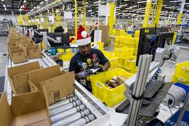 30 percent black friday amazon online shoppers outnumbered store customers on black friday
