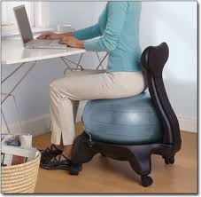 Yoga Ball As Desk Chair 40 Best Chair U0026 Office Workstation Images On Pinterest Office