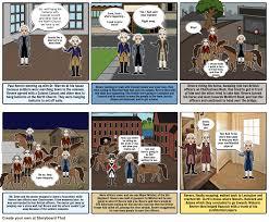 paul revere s ride book deposition vs paul revere s ride storyboard by joseymauro