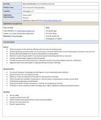 salon assistant job description resume resume ideas