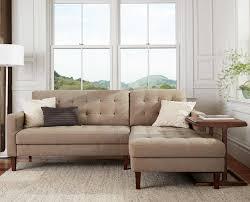 U Sectional Sofas by Interior Best U 804 U Camilla U Chaise U Sectional U Med U 02 U