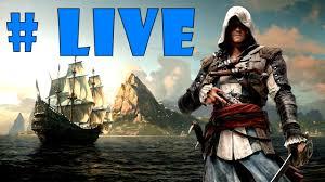 Flag Com Assassin U0027s Creed Black Flag Com Patricia U0026 Fox Red Live Canal