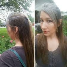how to bring out gray in hair 1573 best great gray grow out images on pinterest grey hair