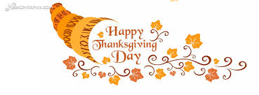 happy thanksgiving day fb banner cover images pictures text