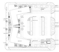 architect plan architect reveals site plan for 4 story apartment complex in