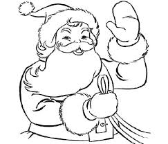 60 best santa templates shapes crafts u0026 colouring pages free
