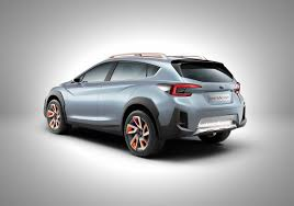 grey subaru crosstrek 2017 2018 subaru xv crosstrek teased confirmed to debut at 2017 geneva