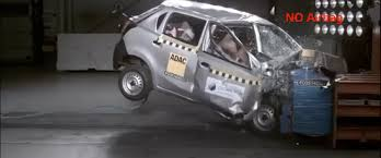 watch the world u0027s worst crash test fail datsun go video bestride