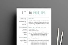 creative resumes templates resume templates creative market