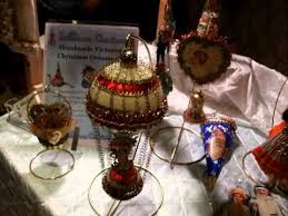 Victorian Christmas Ornaments - icedream creations handmade victorian christmas ornaments youtube