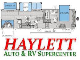 Jayco Eagle Floor Plans by 2015 Jayco Eagle 345bhts Fifth Wheel Coldwater Mi Haylett Auto