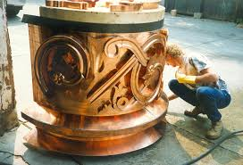 decorative sheet metal fabrication