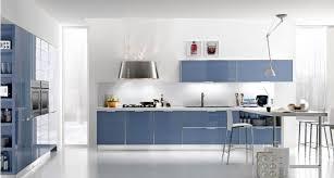 cuisine barentin cuisine design bleu marine