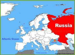 russia in maps russia maps maps of russia russian federation