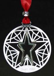 christofle christofle ornament noel at