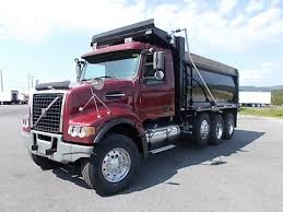 2006 volvo semi truck for sale volvo tri axle steel dump trucks for sale