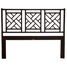 Chinese Chippendale Chair by Chinese Chippendale Headboard Custom David Francis B4030