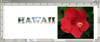 tutorial corel draw power clip text effects using powerclip in coreldraw knowledge base