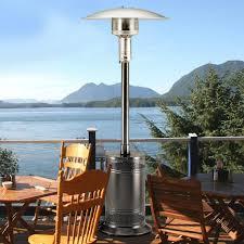 Patio Heater Heat Shield by Outdoor Heater Buyer U0027s Guide Authenteak Outdoor Living